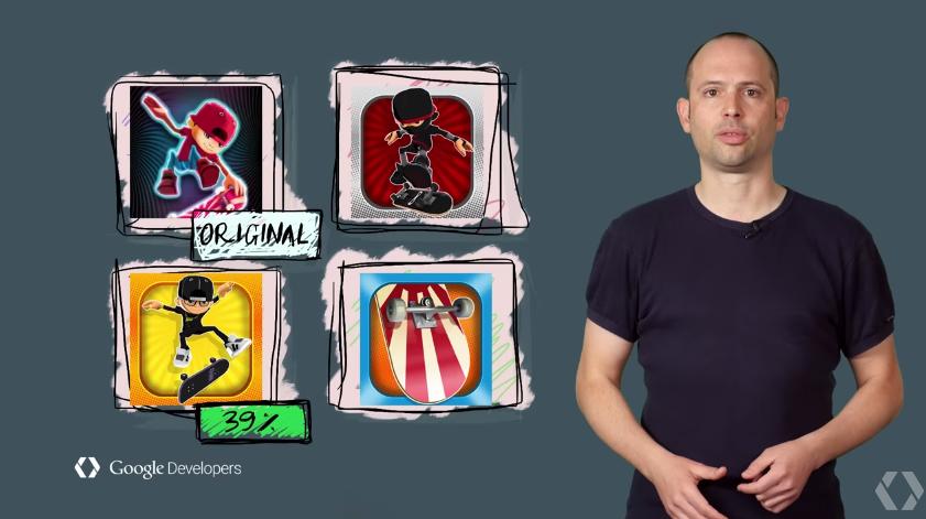 การทำ A/B Testing ทำให้เรารู้ว่า Icon แบบไหนคนชอบ