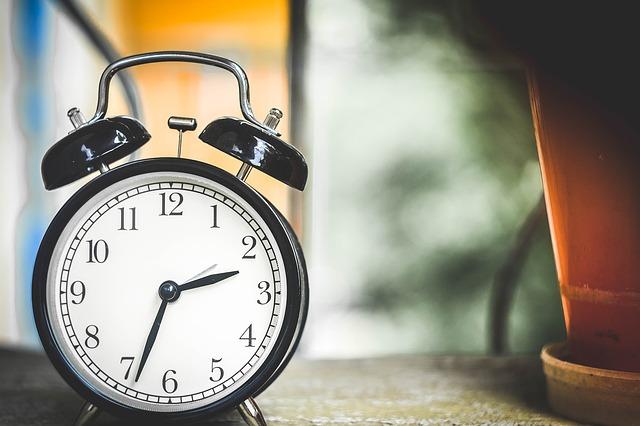 เวลาคือทรัพย์สินที่มีค่ามากที่สุดของคุณ